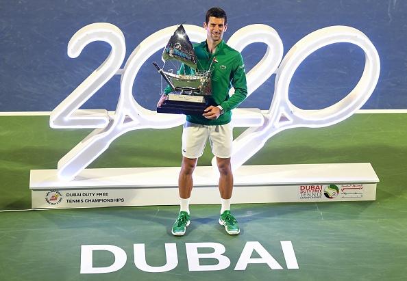 Dubai | Djokovic remains unbeaten this season
