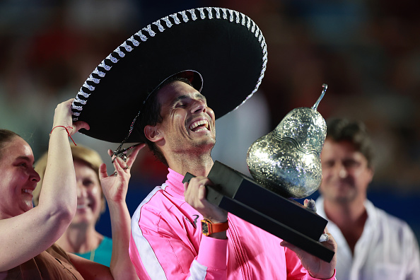 Acapulco | Nadal captures first title of season