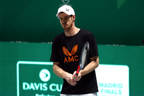 Madrid | Murray gets off to a successful 'virtual' start