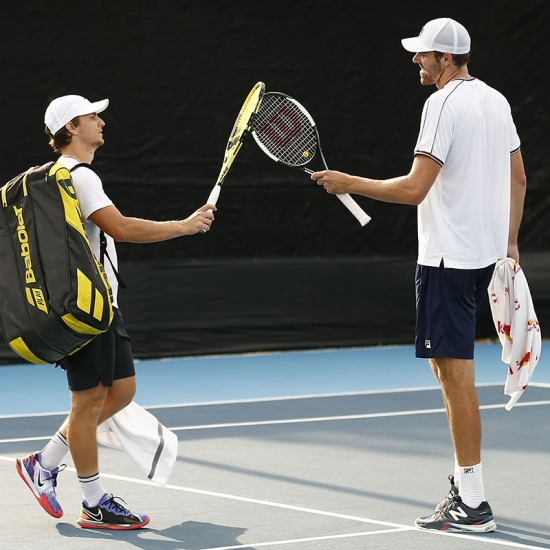 West Palm Beach | Return to pro tennis continues