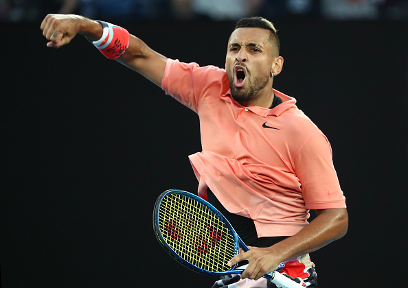 Canberra | Kyrgios suggest doubles to Sir Andy