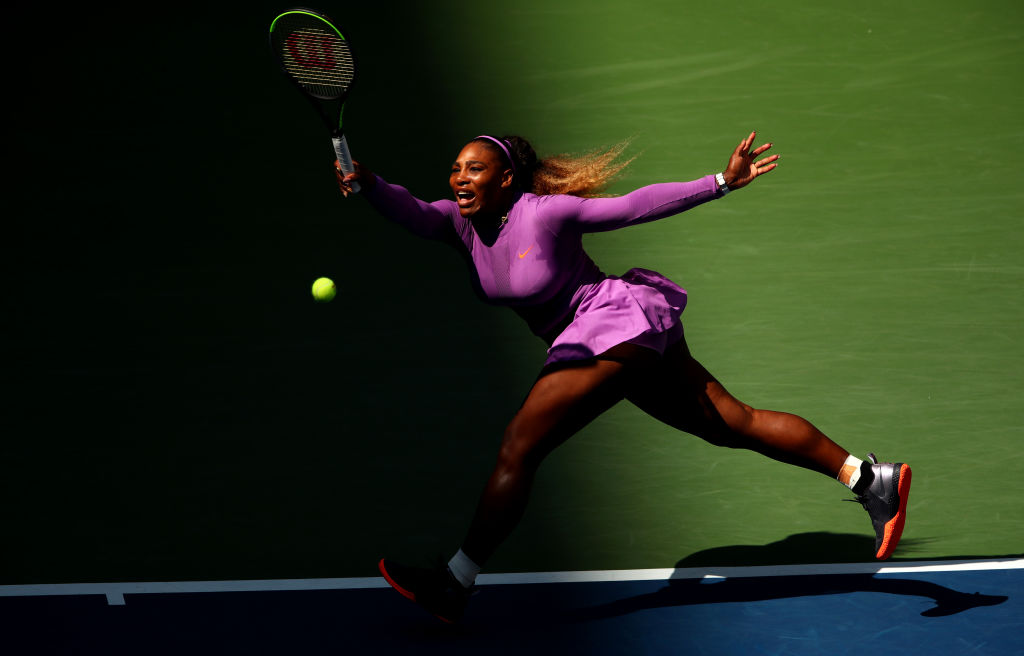 Serena signs up for US Open as tours to restart