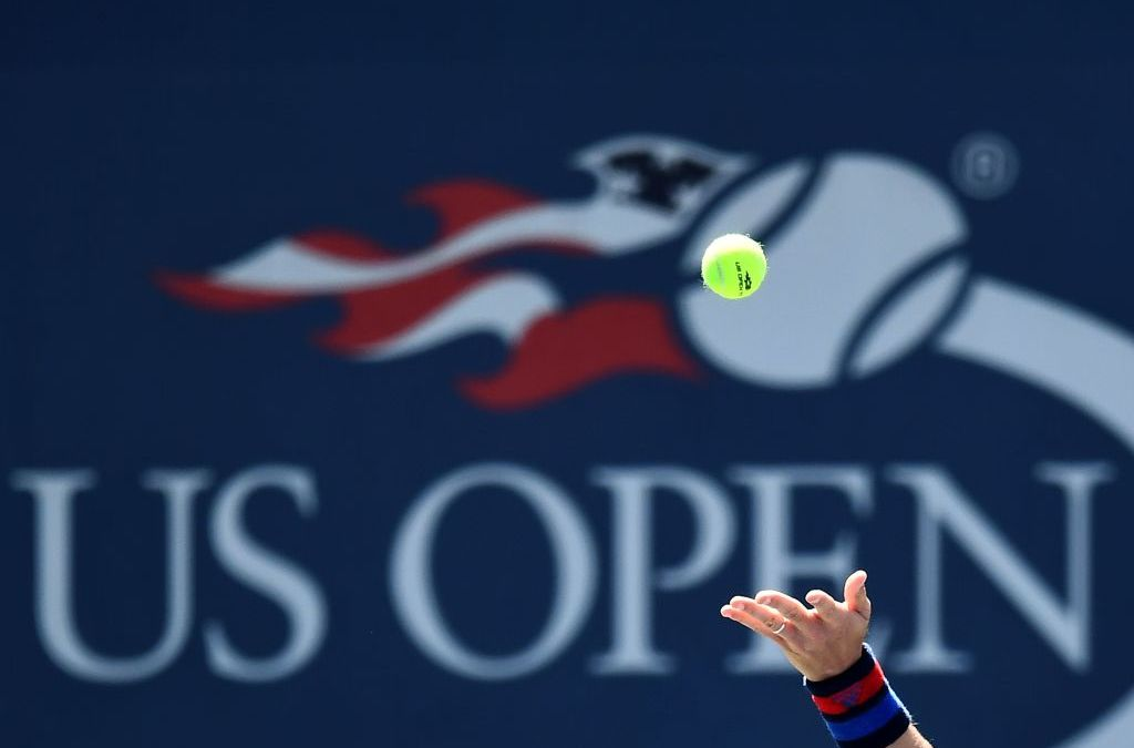 It's a go… the US Open is on