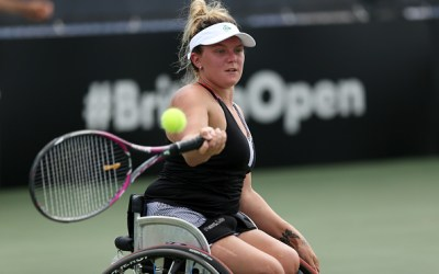 A major setback for wheelchair tennis