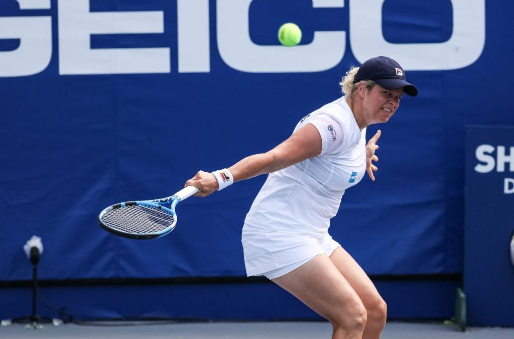 Clijsters gets past Kenin in World Team Tennis encounter