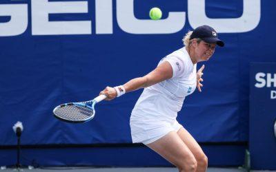 Clijsters gets past Kenin in World Team Tennis encounter