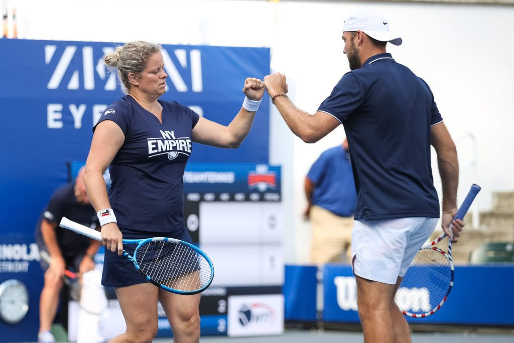 Clijsters & Sock scrape NY Empire past San Diego