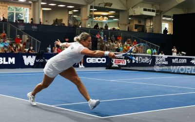 Clijsters carries New York past Vegas