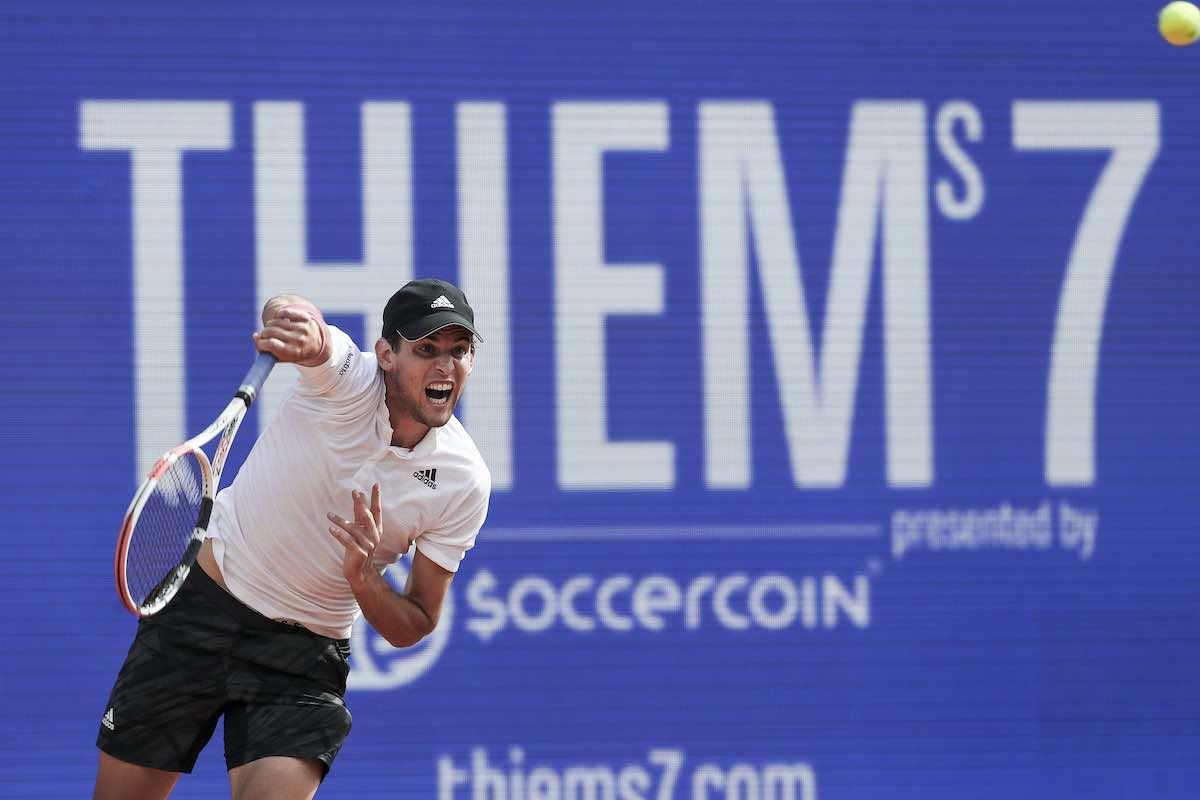 Thiem battles past Bautista Agut into final