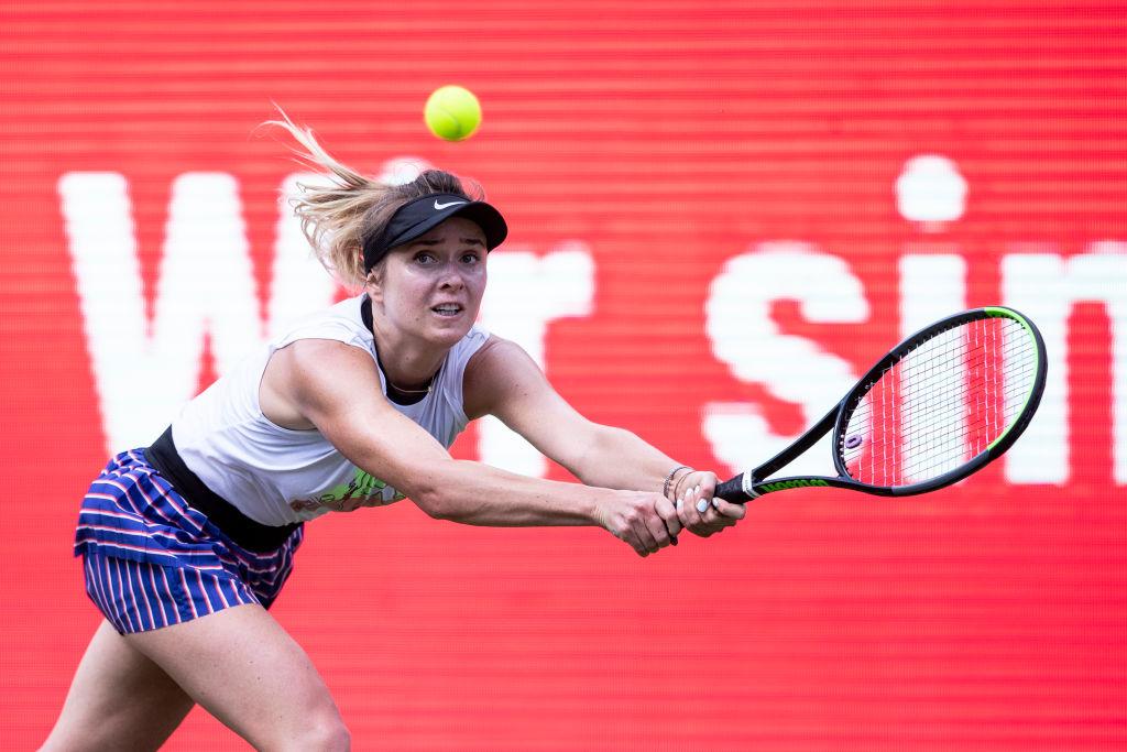 Svitolina to meet Kvitova in Berlin final