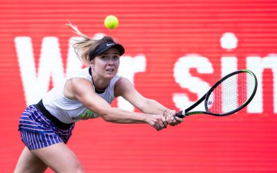 Svitolina to meet Kvitova in Berlin final