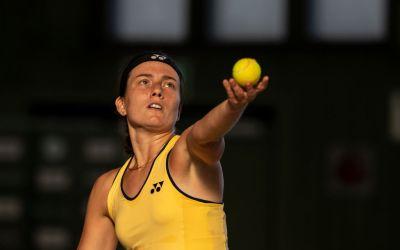 Sevastova sets up Berlin final with Kvitova