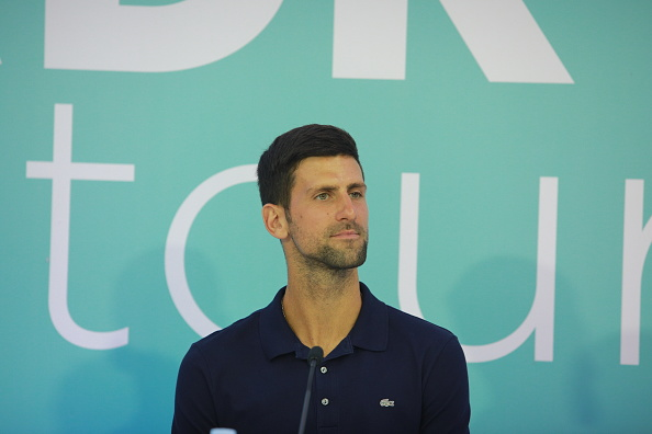 Djokovic now claims he is the subject of a witch-hunt