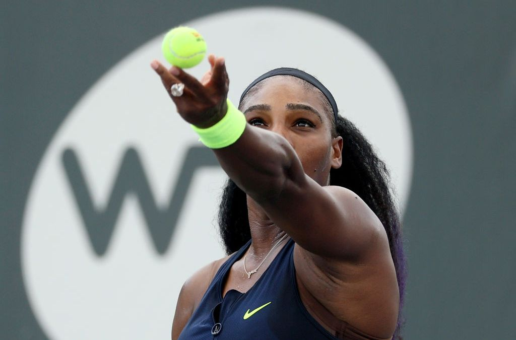 Serena steals the show in Sister Act 31