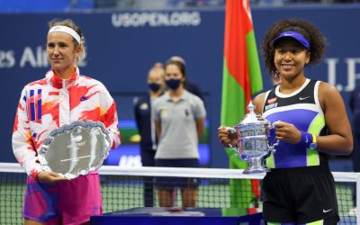 Osaka triumphs in New York