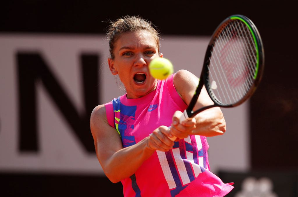 Halep and Plíšková start Rome campaigns
