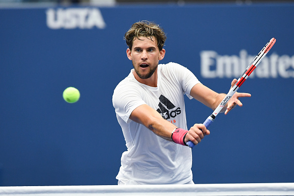 Thiem and Dimitrov through comfortably while Pella wants answers from the USTA
