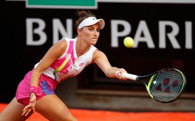 Vondrousova tests positive, out of Ostrava