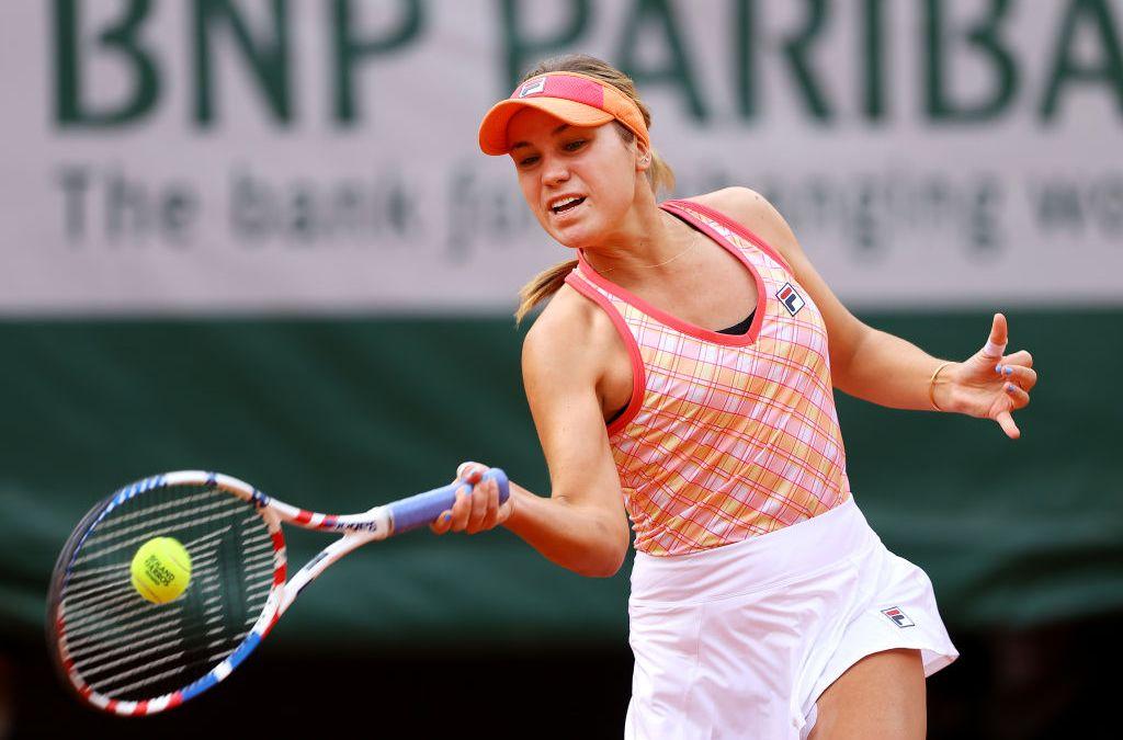 It's a Kenin v Kvitová semi-final in Paris