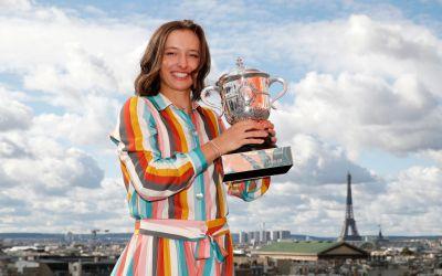 Świątek shocked by French Open win