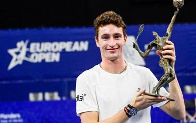 Humbert scores his best career win in Antwerp