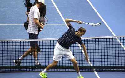 Medvedev ousted by Opelka