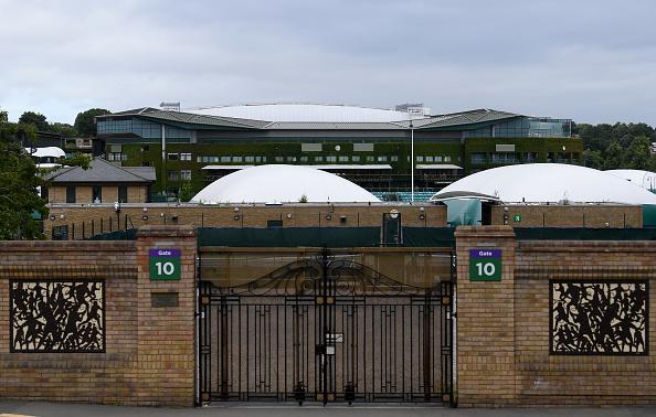 Wimbledon will be played next year