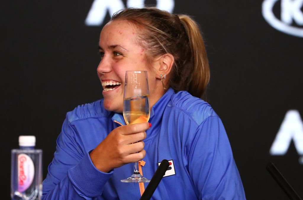 Kenin voted Player of the Year