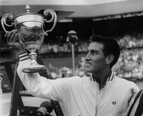 Alex Olmedo – 1936 – 2020
