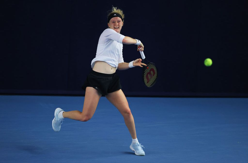 Jones makes R3 at AO Qualies