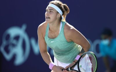 Sabalenka sets up Rybakina clash