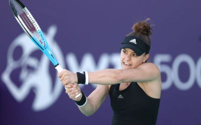 Sakkari downs Kenin, Sabalenka next