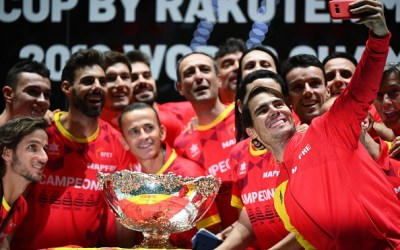 Another revamp for the Davis Cup