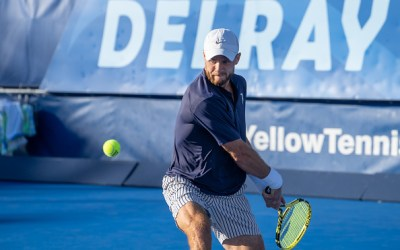 Seeds fall early in Delray Beach