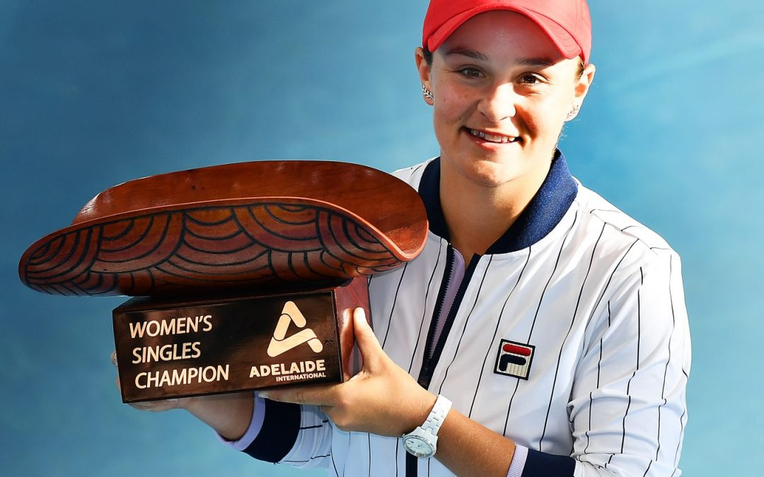 Barty takes late Adelaide wild card