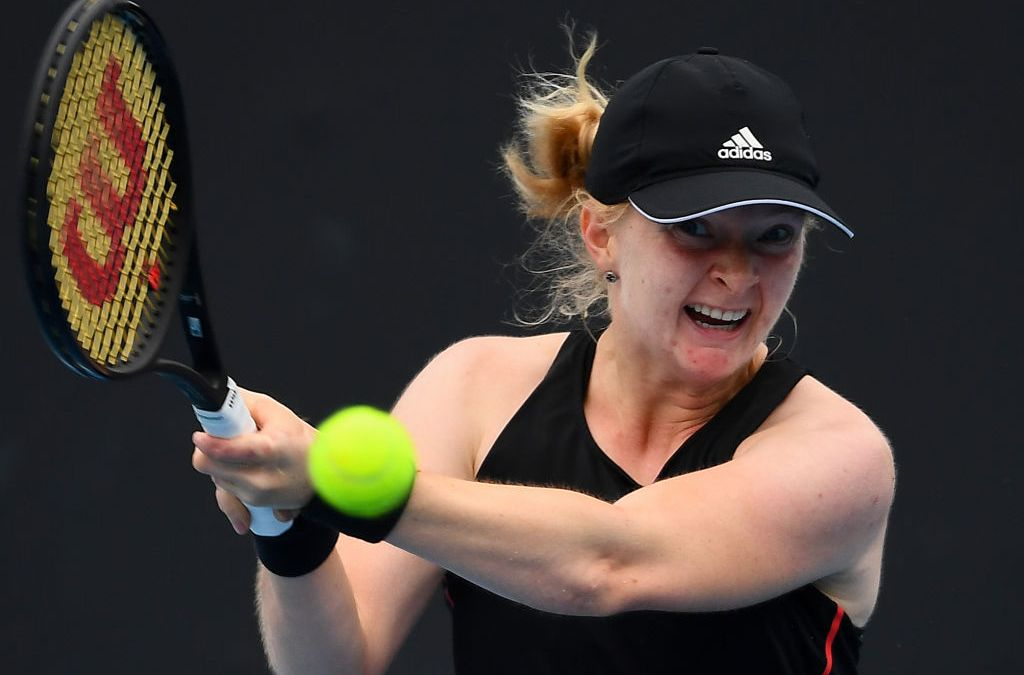 Jones falls as Williams and Pliskova advance in Yarra Valley Classic