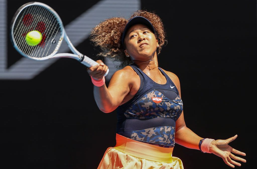 Osaka sweeps past Hsieh into AO semi-finals