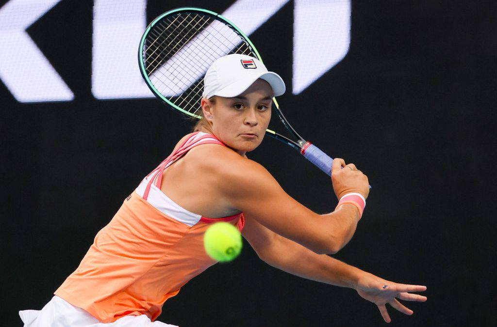 Barty wins Yarra Valley Classic opener