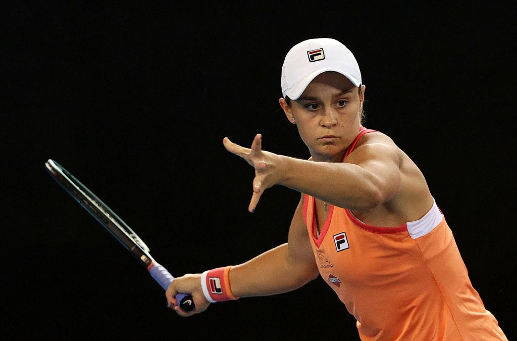 Yarra Valley Classic: Kenin in tears as Serena pulls out