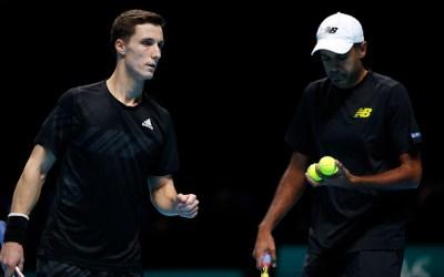 Salisbury & Ram beat Murray & Soares in men's doubles