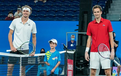 Russia and Italy to contest ATP Cup final
