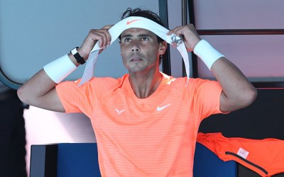 Nadal eases through but two seeds fall