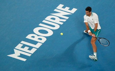 Djokovic ends Russians dream run