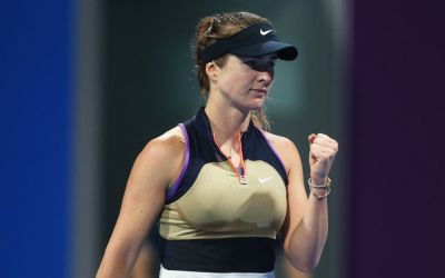 Svitolina leads Dubai field and bemoans drop in prize money