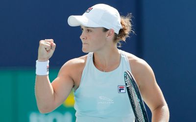 Barty battles to Svitolina semi-final in Miami
