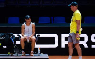 Barty joins growing list of immunised players