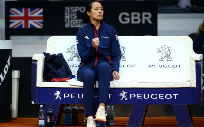 GB face Mexico without Konta in BJK Cup