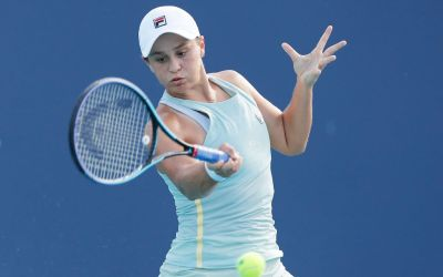 It's onto the clay in Charleston for Barty and co…
