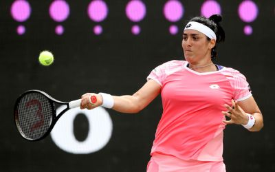 Jabeur advances but Linette falls at WTA250 in Charleston