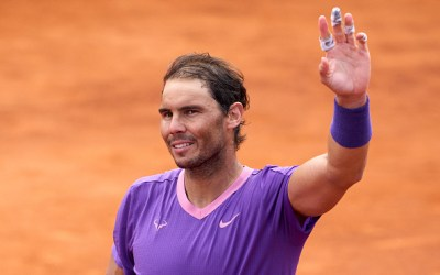 Nadal reaches Barcelona final for 12th time